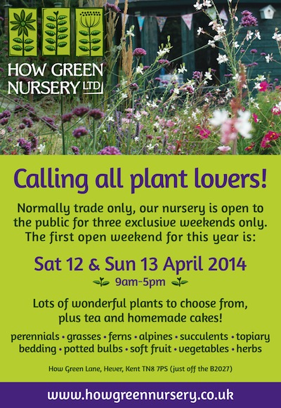HGN Open Days April 2014