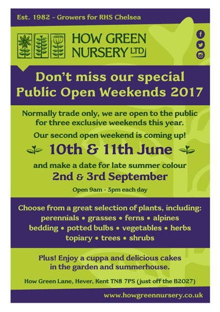 Open Weekends