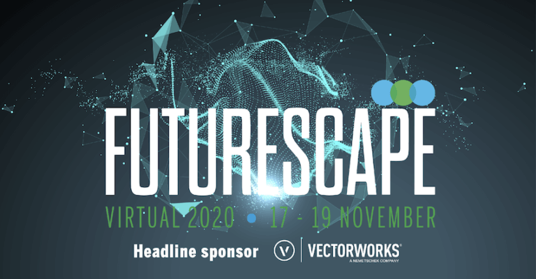 Futurescape Virtual 2020 logo