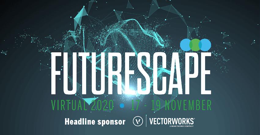Futurescape Virtual 2020 logo